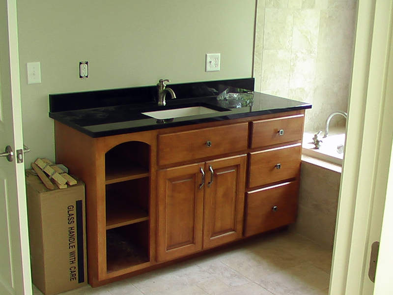 Custom Bathroom Vanities Designs