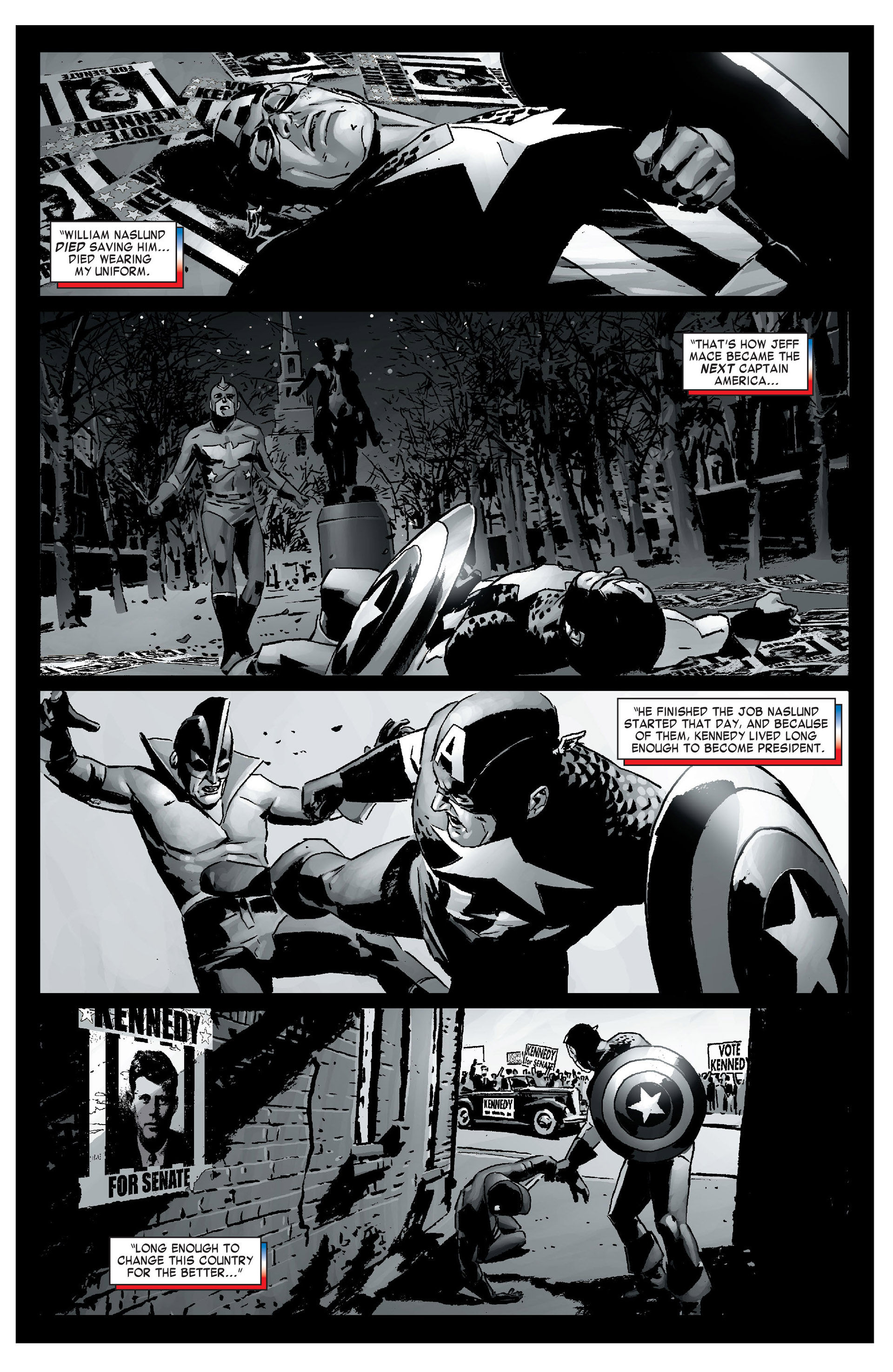 Captain America (2005) Issue #4 #4 - English 12