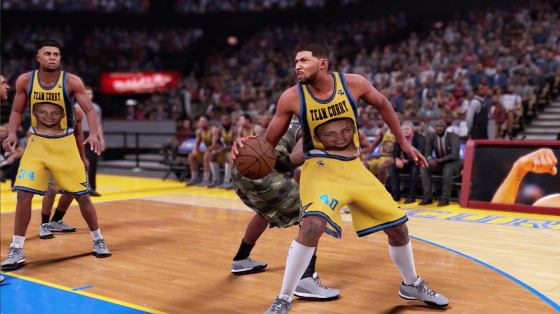 NBA 2K16 2K Pro-AM Mode FAQ