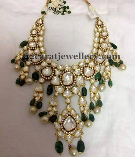 Royal Jadau Trendy Necklace