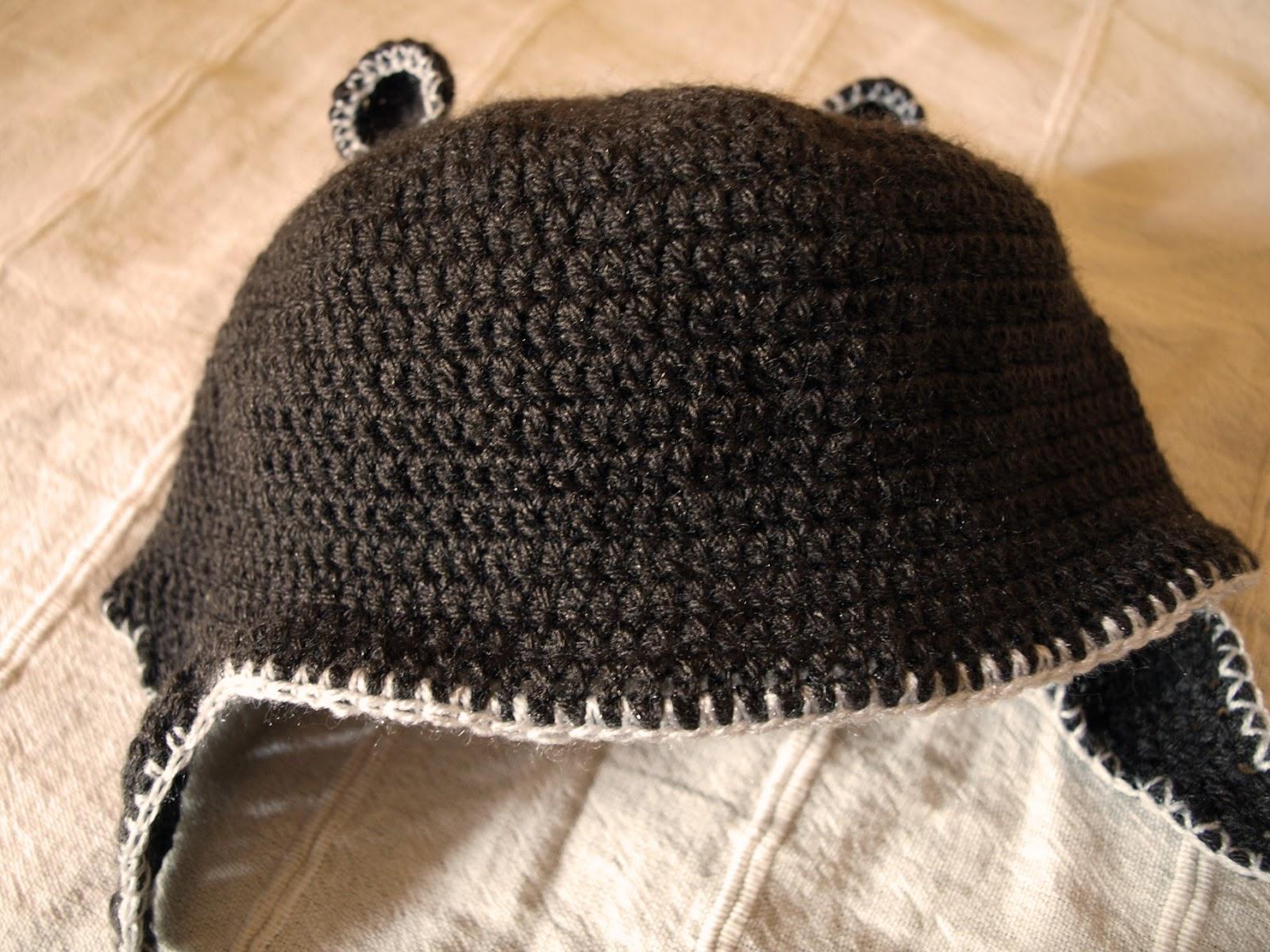 gorrito bebe baby crochet hat