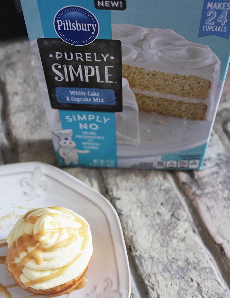 Pillsbury Purely Simple Cake Mix