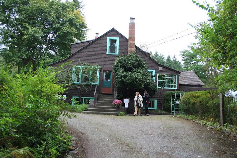 RODERICK HAIG-BROWN HOUSE