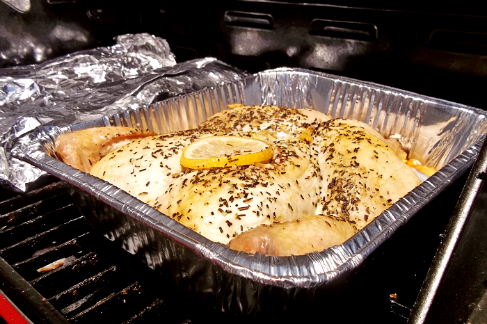 Cooking With Handi-Foil Grill Pans