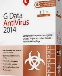 G Data Antivirus 2014 Software With Serial Keys Free Download