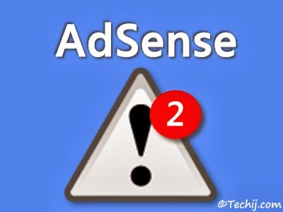 AdSense Policy Violation