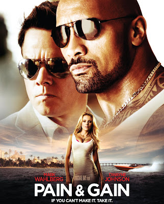 Poster Of Pain & Gain (2013) Full English Movie Watch Online Free Download At Downloadingzoo.Com