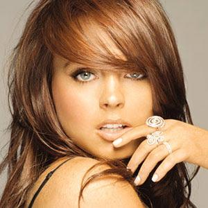 Lindsay Lohan celebridades del cine