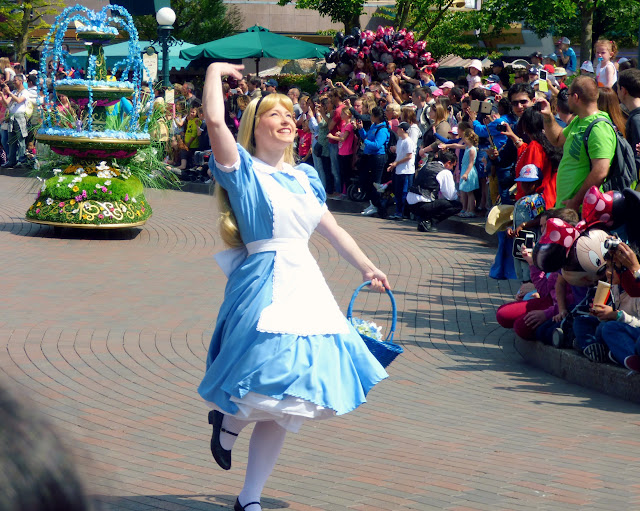 Alice danse