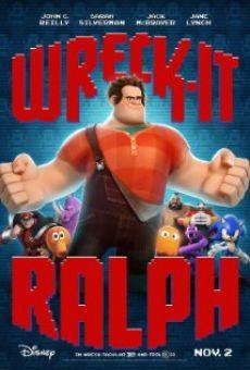 Rapphờ Đập Phá - Wreck-it Ralph
