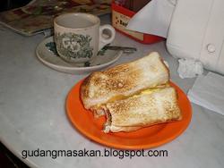 Resep Kue Sarikaya Bakar