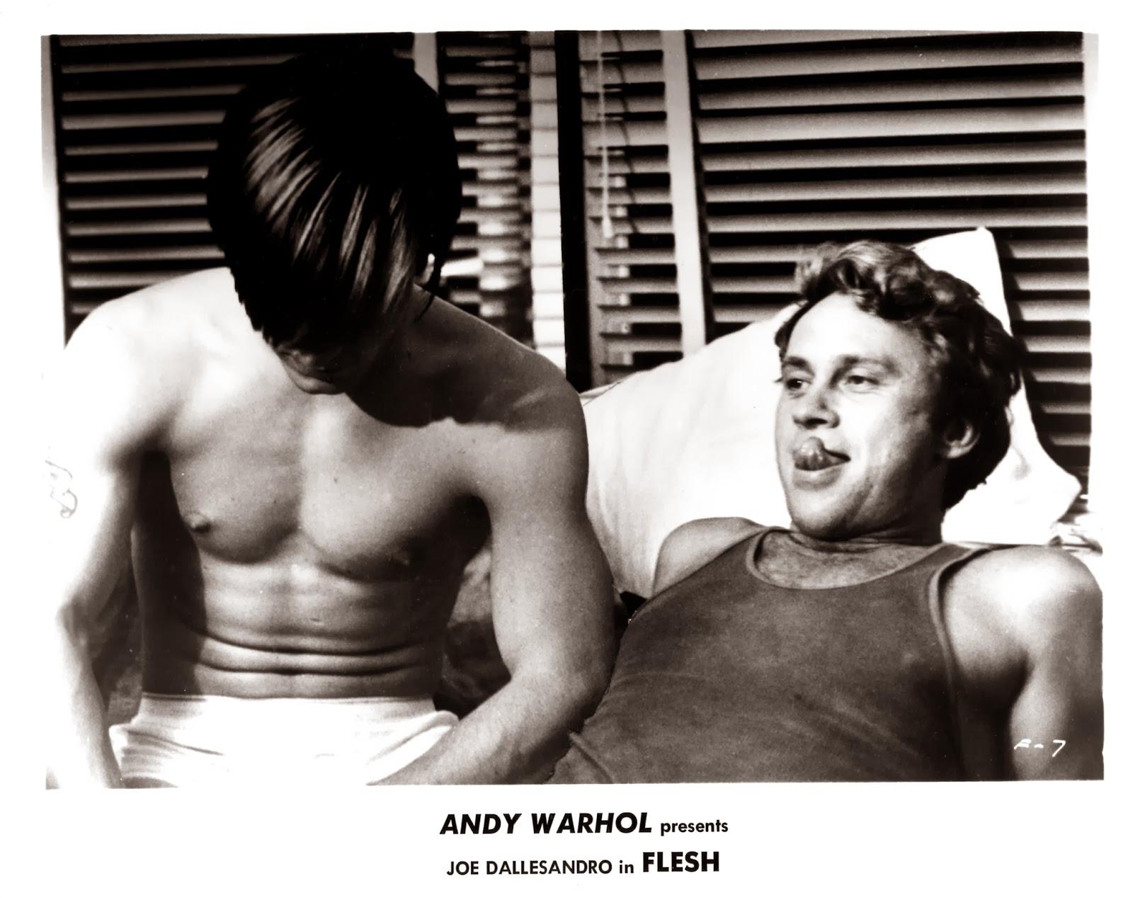 Andy warhol flesh