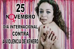 CELEBRACIÓN DO DÍA INTERNACIONAL CONTRA VIOLENCIA DE XÉNERO