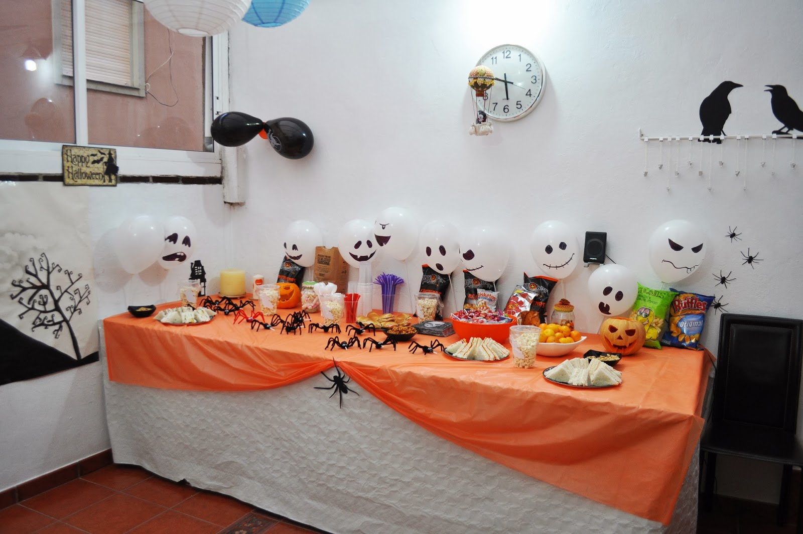 El caj n del scrap ideas juegos y decoraci n para - Decoracion de halloween para fiestas ...