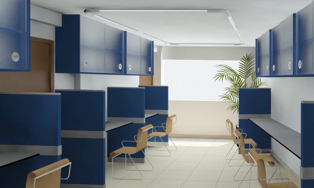 Remodelacion oficinas csd for Remodelacion oficinas