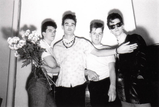 The Smiths-Heaven Knows I'm Miserable Now
