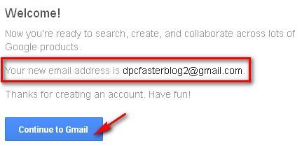 Cara membuat akun google mail