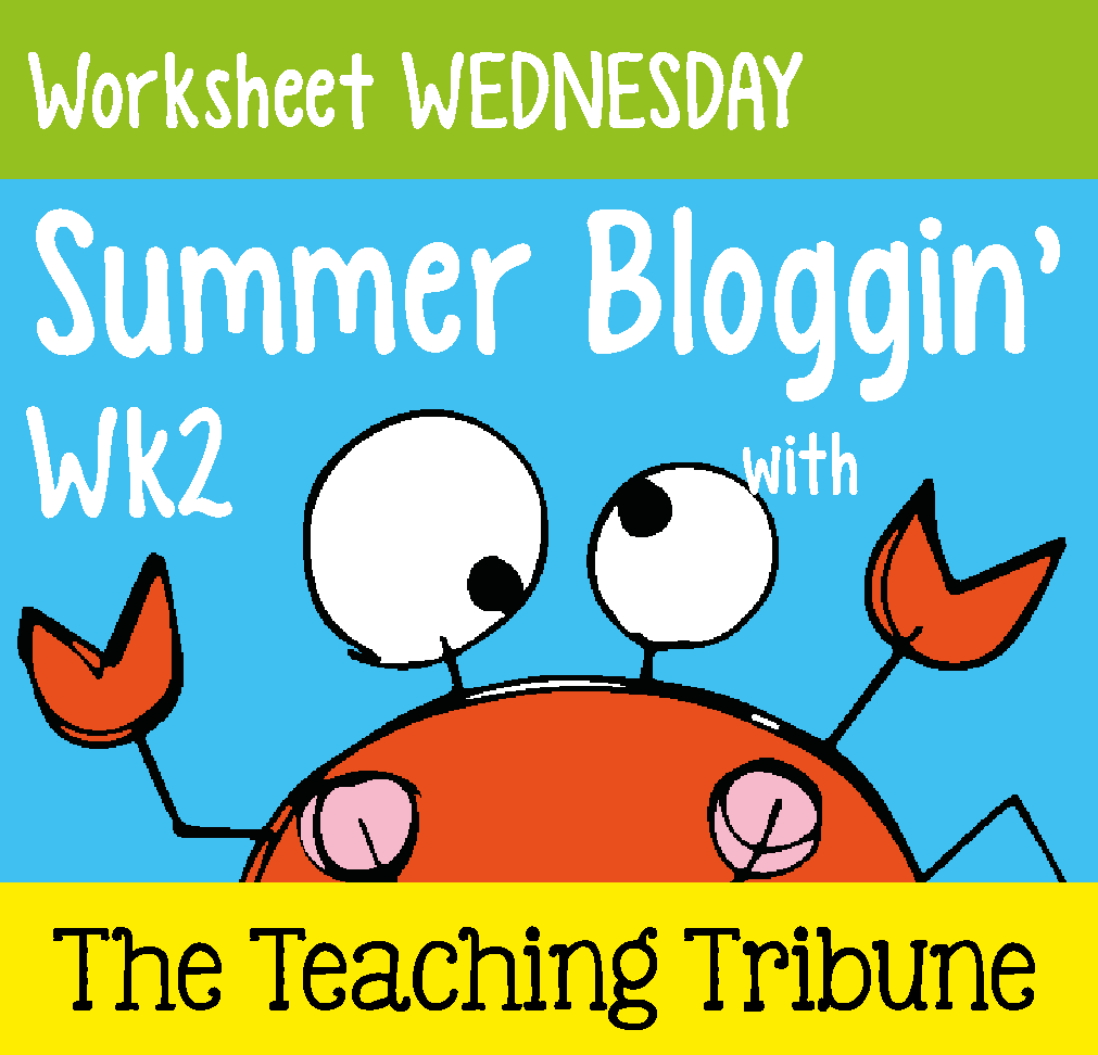 I Love My Classroom: Worksheet Wednesday - Reviewing Multiples