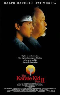 Watch The Karate Kid, Part II (1986) movie free online