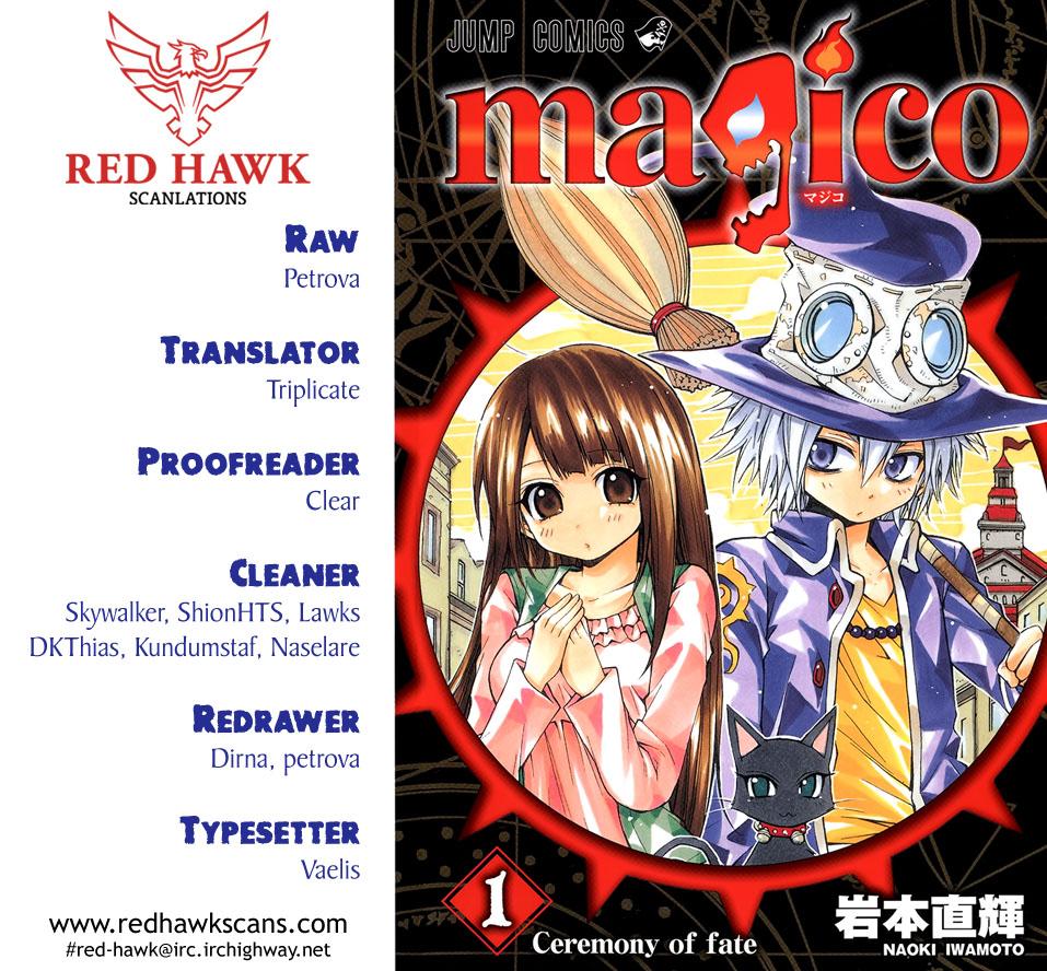 อ่านการ์ตูน Magico 49 ภาพที่ 19