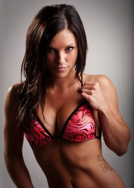 Leigh Brandt - IFBB Bikini Pro