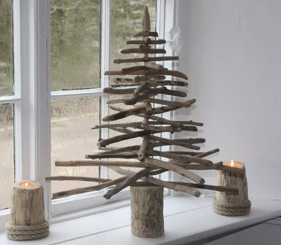 Ashbee Design: Twig Christmas Tree Ideas