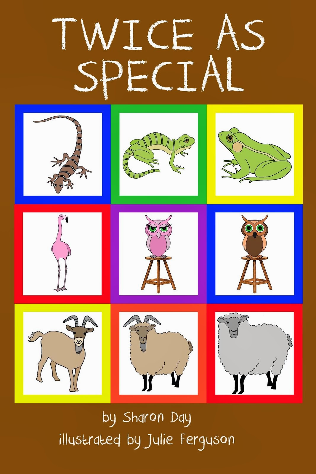 Twice As Special (Kid's book)