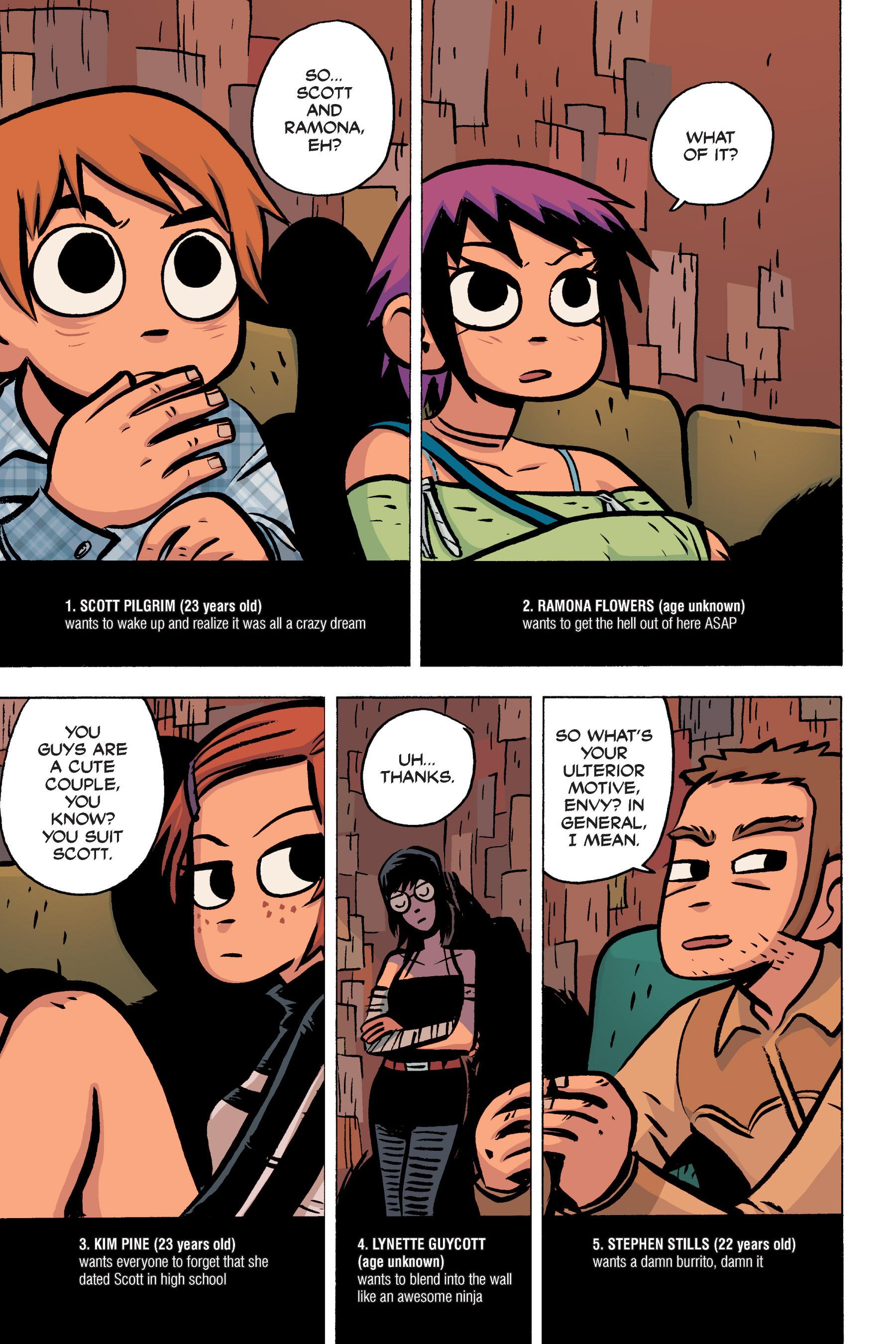 Read online Scott Pilgrim comic -  Issue #3 - 22