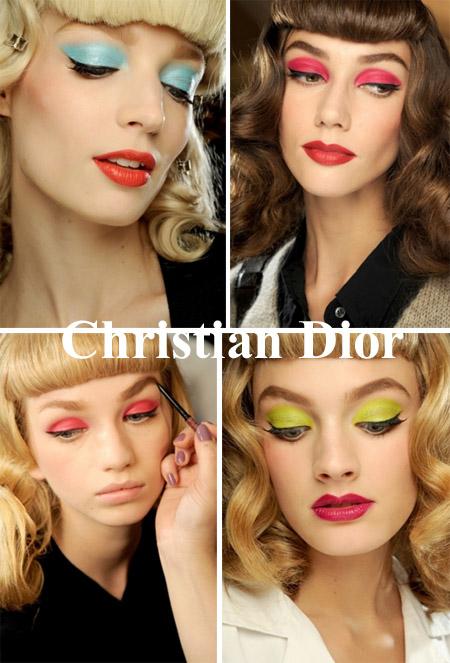 MissChievous.tv: Christian Dior Spring Summer 2011 Makeup + $200