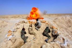 ISIS Sita Senjata Kiriman AS Bagi Pasukan Kurdi