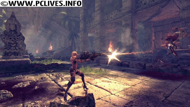 download free pc game Blades of time (2012) - SKiDROW