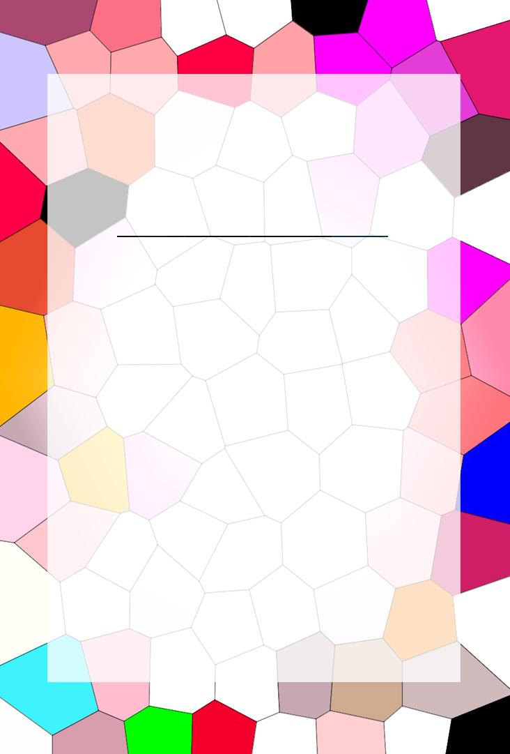 Caratulas para trabajos ludico mosaico de colores vitral - Mosaico de colores ...