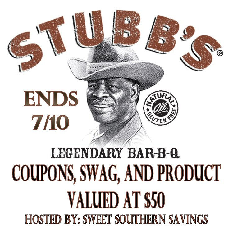 Stubb's BBQ Giveaway