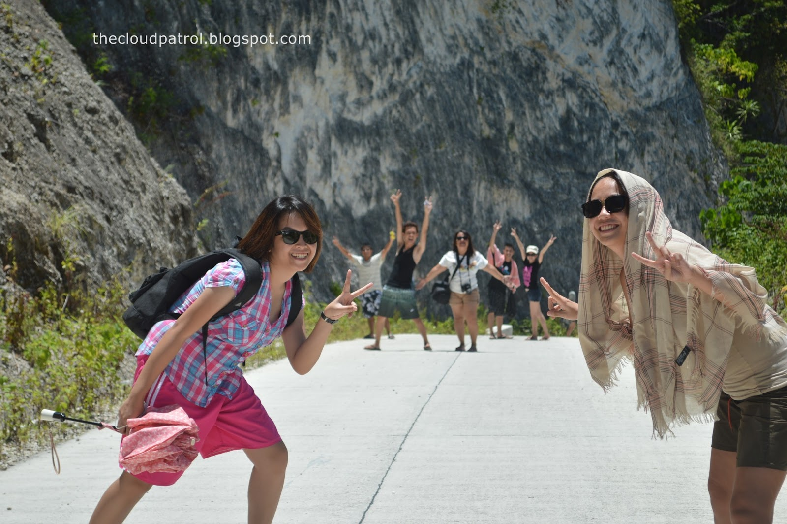 Butanding, whale shark, cebu, oslob, philippines, Tumalog, Waterfalls, mountain, hiking, hike, treking, trek, barkada, friends, trip