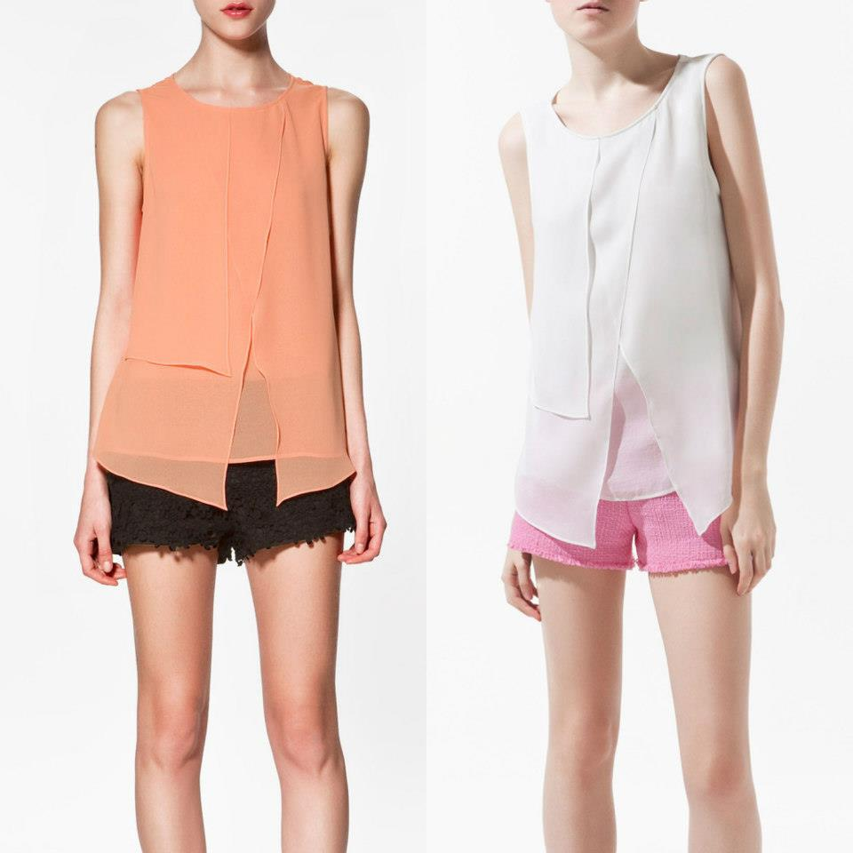 Zara Open Sleeve Blouse 59