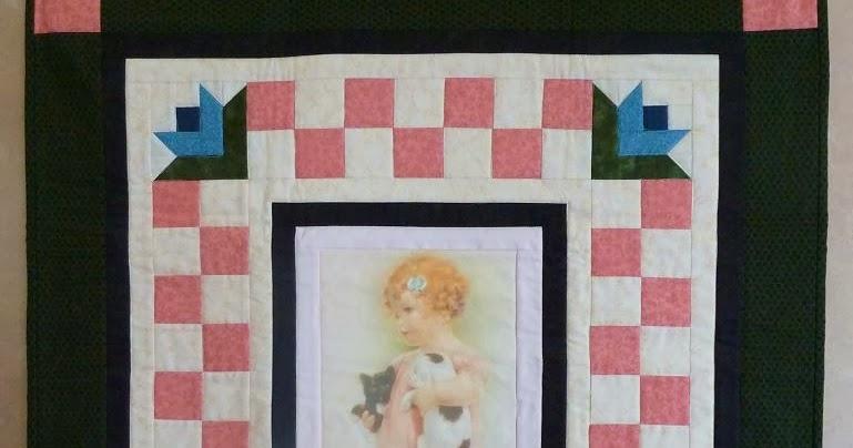 Quilt Kisses: My Original Seasonal Wall Hangings
