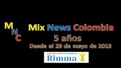 #MixNewsColombia Nuestros primeros 5 años...