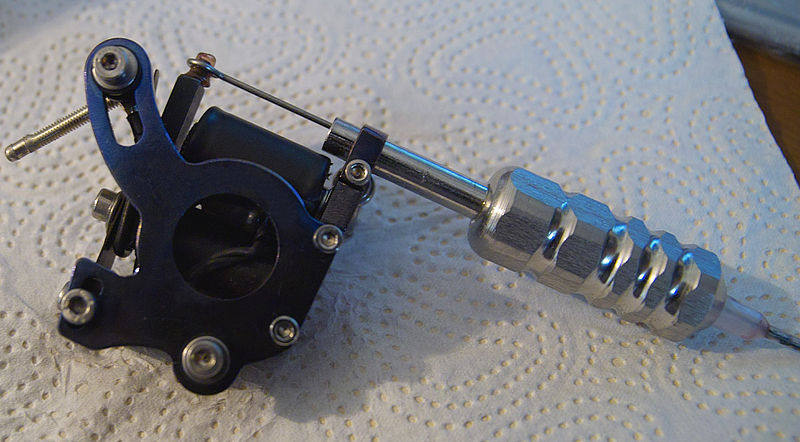 Suranee 39 s tattoo blog for Difference between shader and liner tattoo machine