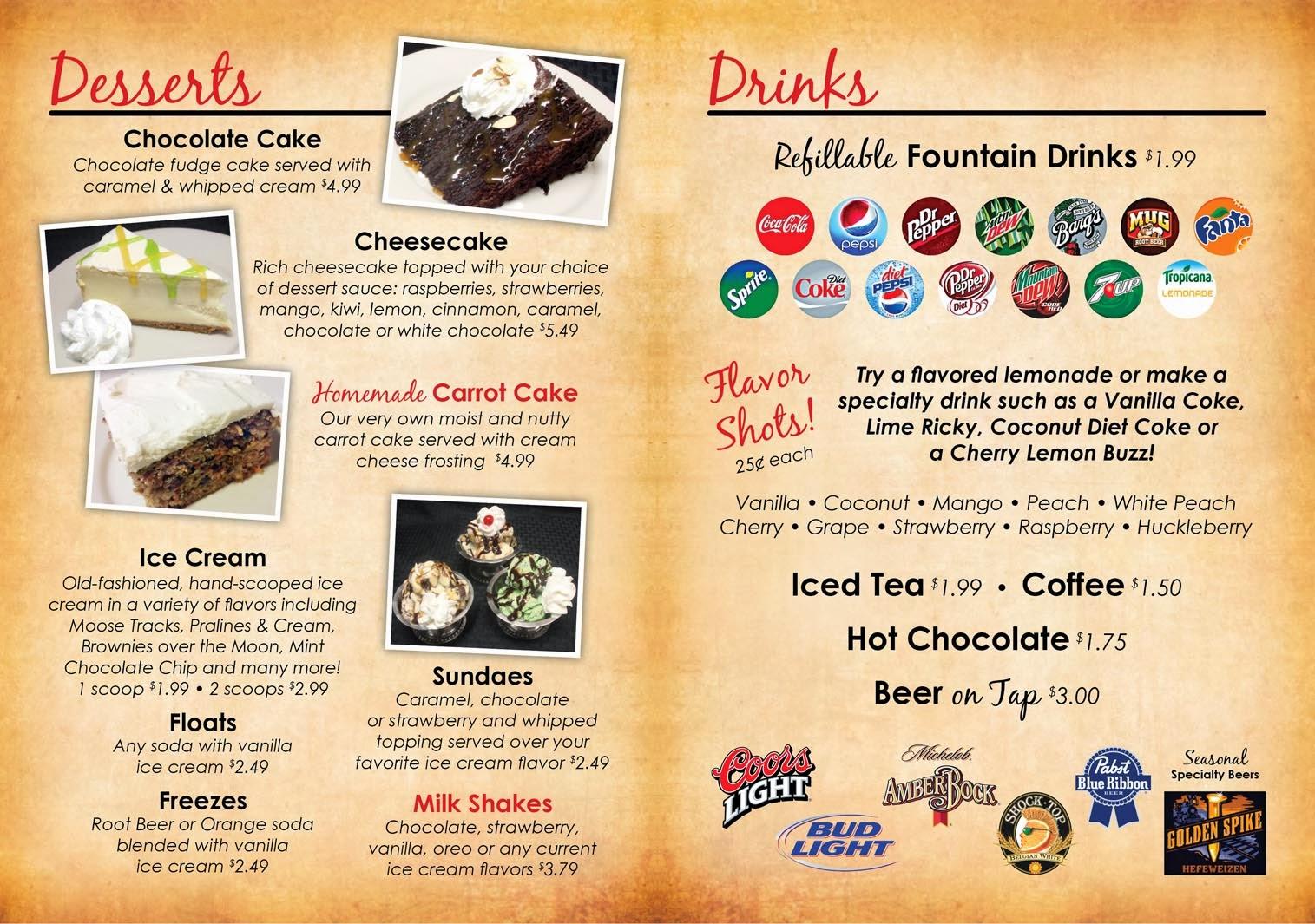 Kara 39 s koncepts graphic design custom wedding for Table 52 drink menu