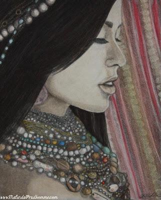 Mixed media art, mixed media artist, charcoal drawing, charcoal artist, watercolour paintings, beauty art