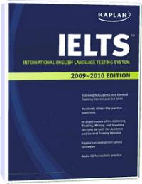 Kaplan IELTS 2009-2010