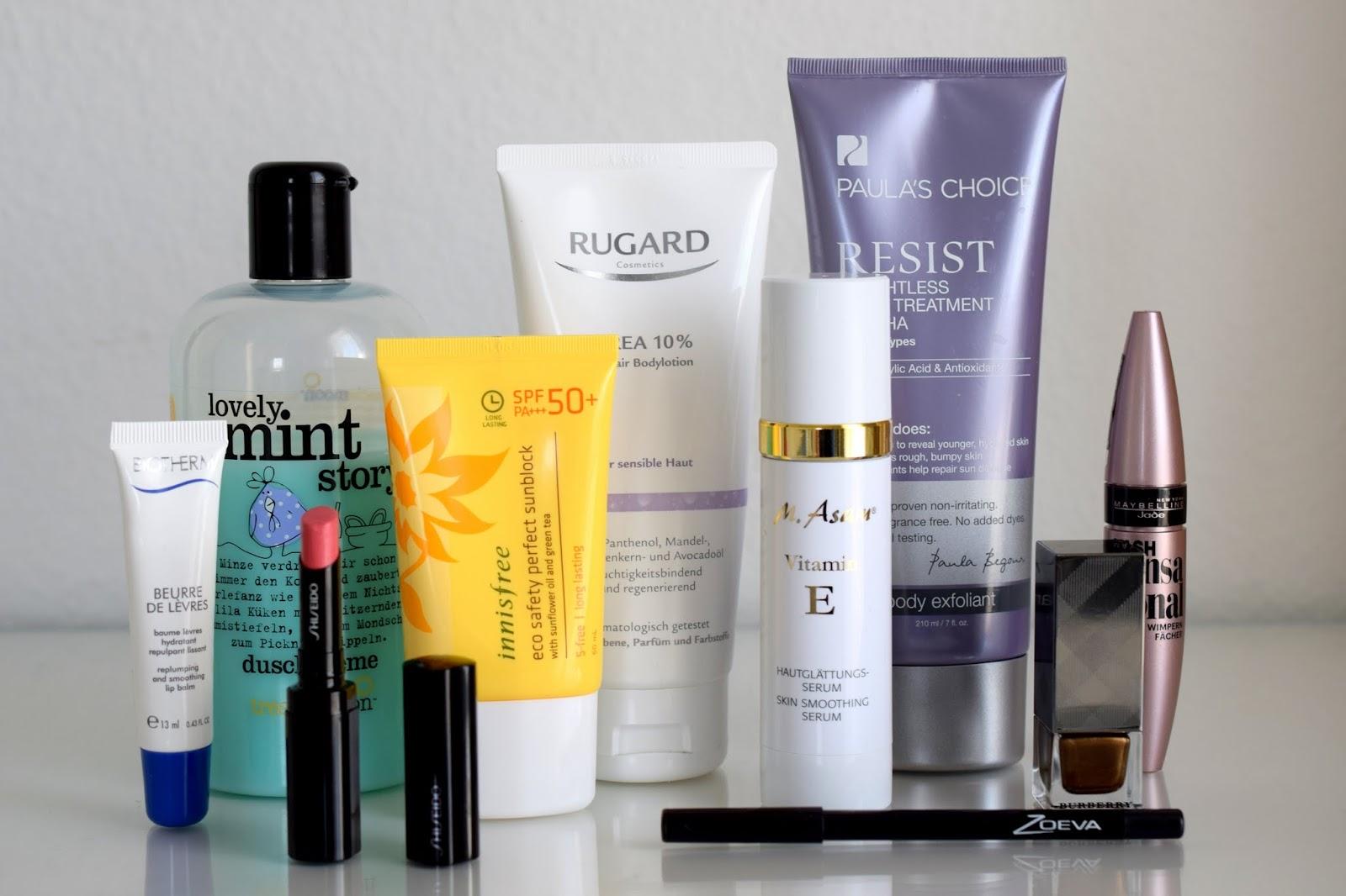 Top of the Month: Beauty Favoriten im Februar