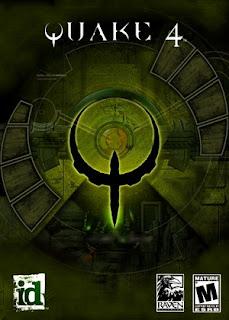 Quake 4 pc game cover