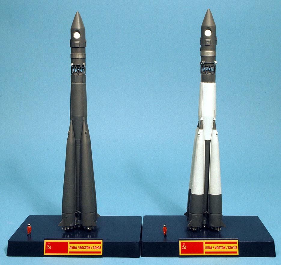 vostok rocket model -#main