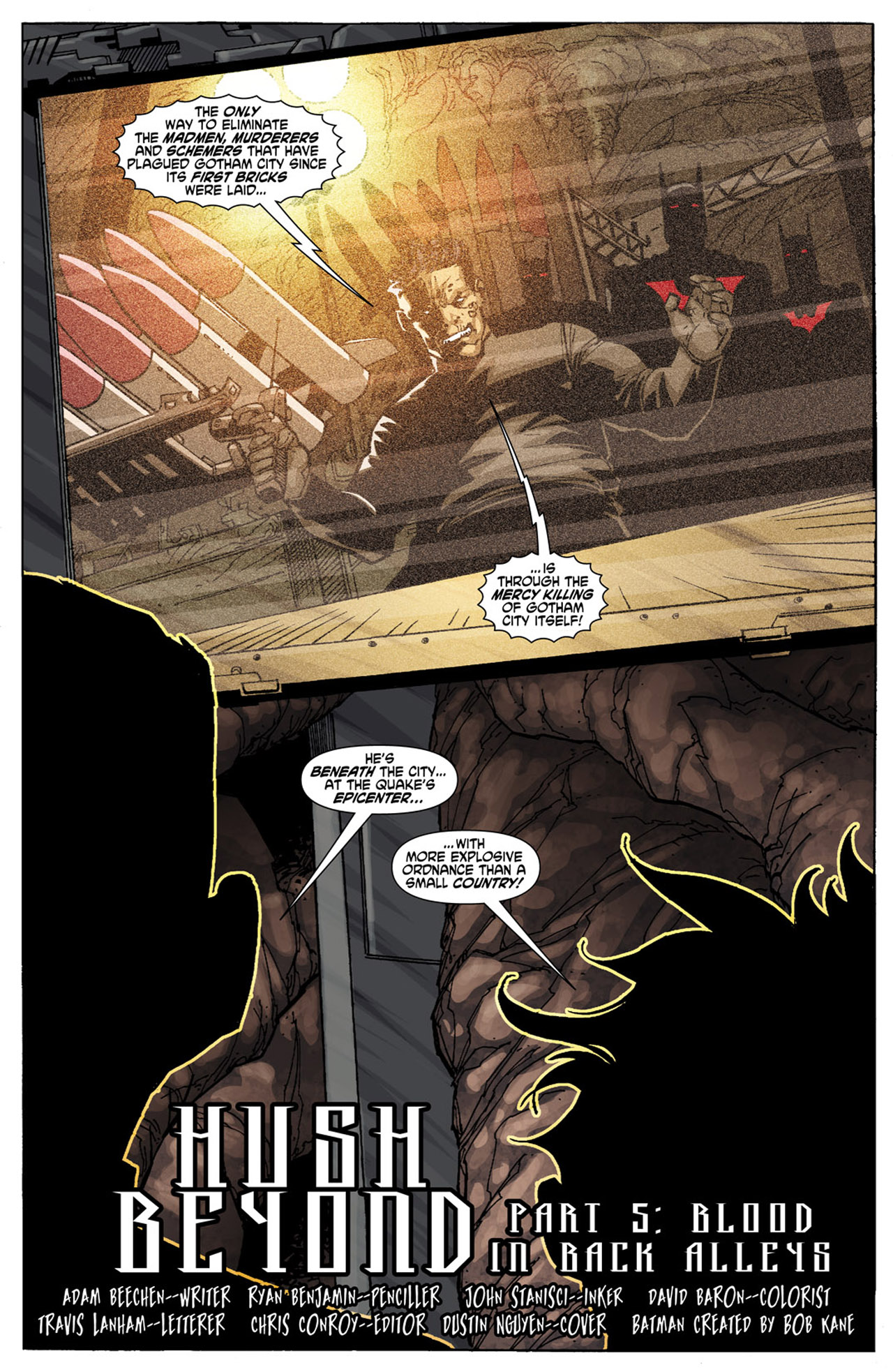 Batman Beyond (2010) Issue #5 #5 - English 23