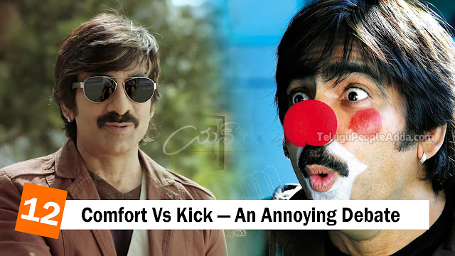12 Things Where it Went Wrong in Ravi Teja's Kick2 Movie