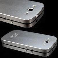 casing HP dari bahan aluminium