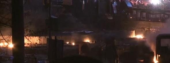 противостояние в центре Киева