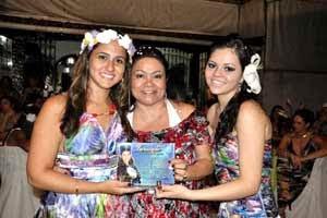 Homenagem recebida de Bárbara e Camila.