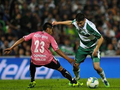 Santos vs Chivas trasmisionen vivo Sky Sports.